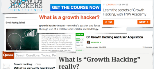 what is a growth hacker