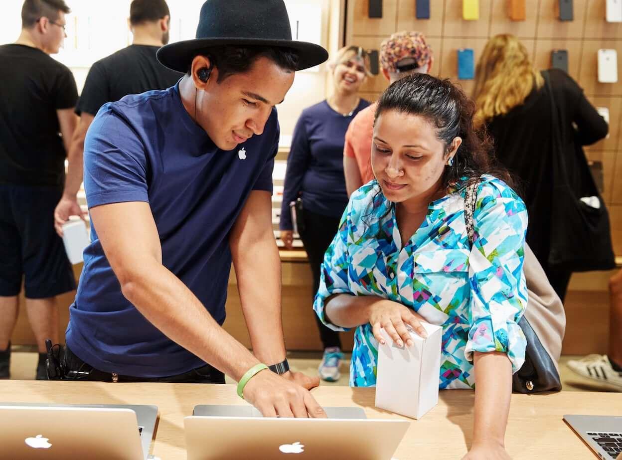 Apple store service