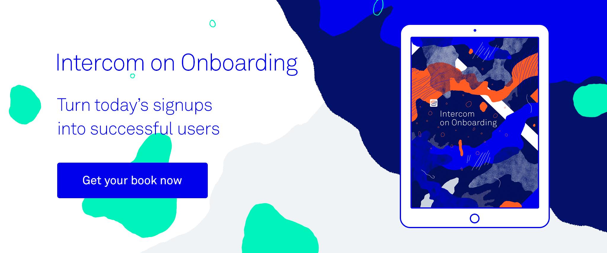 Onboarding book