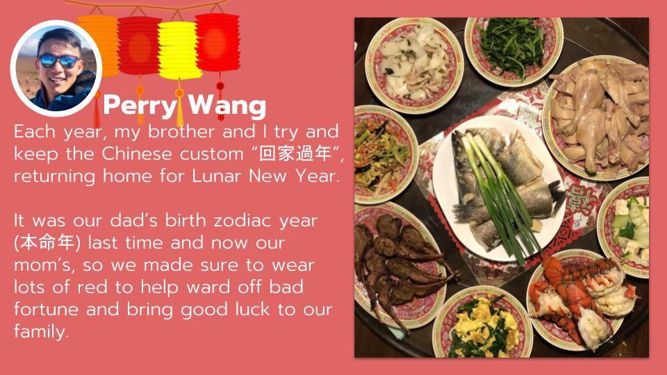 Intercom's Lunar New Year celebration