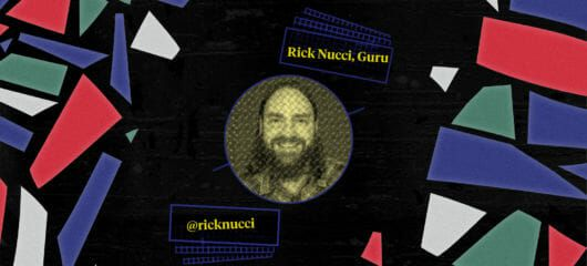 Inside Intercom podcast with Rick Nucci, Guru