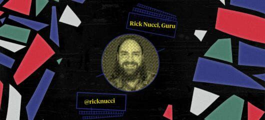 Inside Intercom podcast with Rick Nucci, Guru