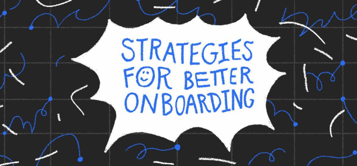 Onboarding strategies webinar