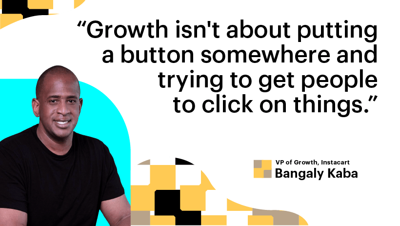 Bangaly Kaba on growth