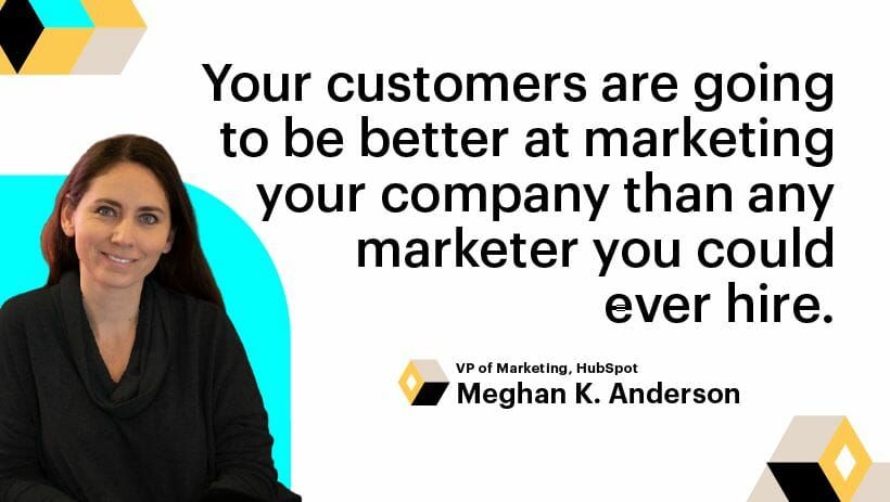 Meghan Keaney Anderson on word of mouth marketing
