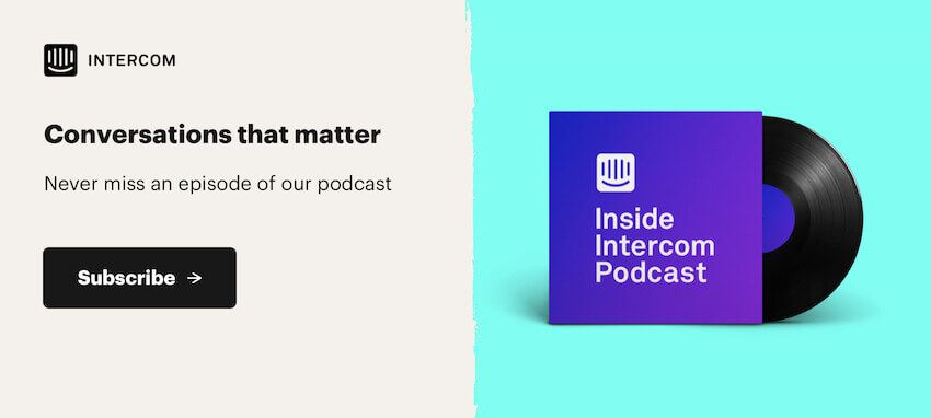 Inside Intercom Podcast – 2019 updated images