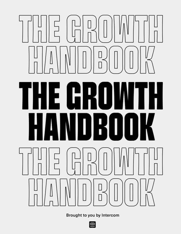 The Growth Handbook cover