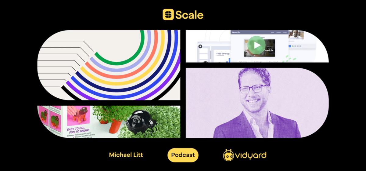 Vidyard's CEO Michael Litt