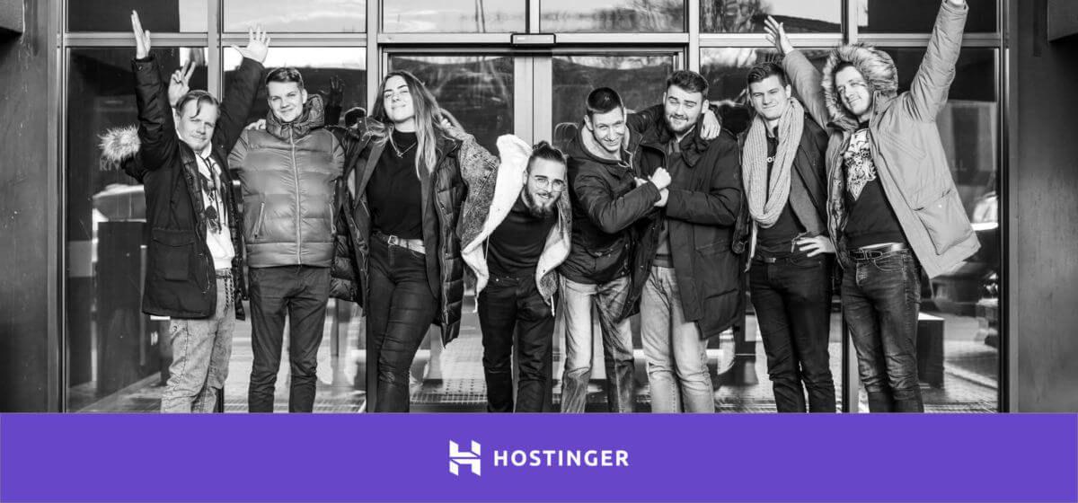 The Hostinger Team