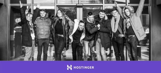 The Hostinger Team