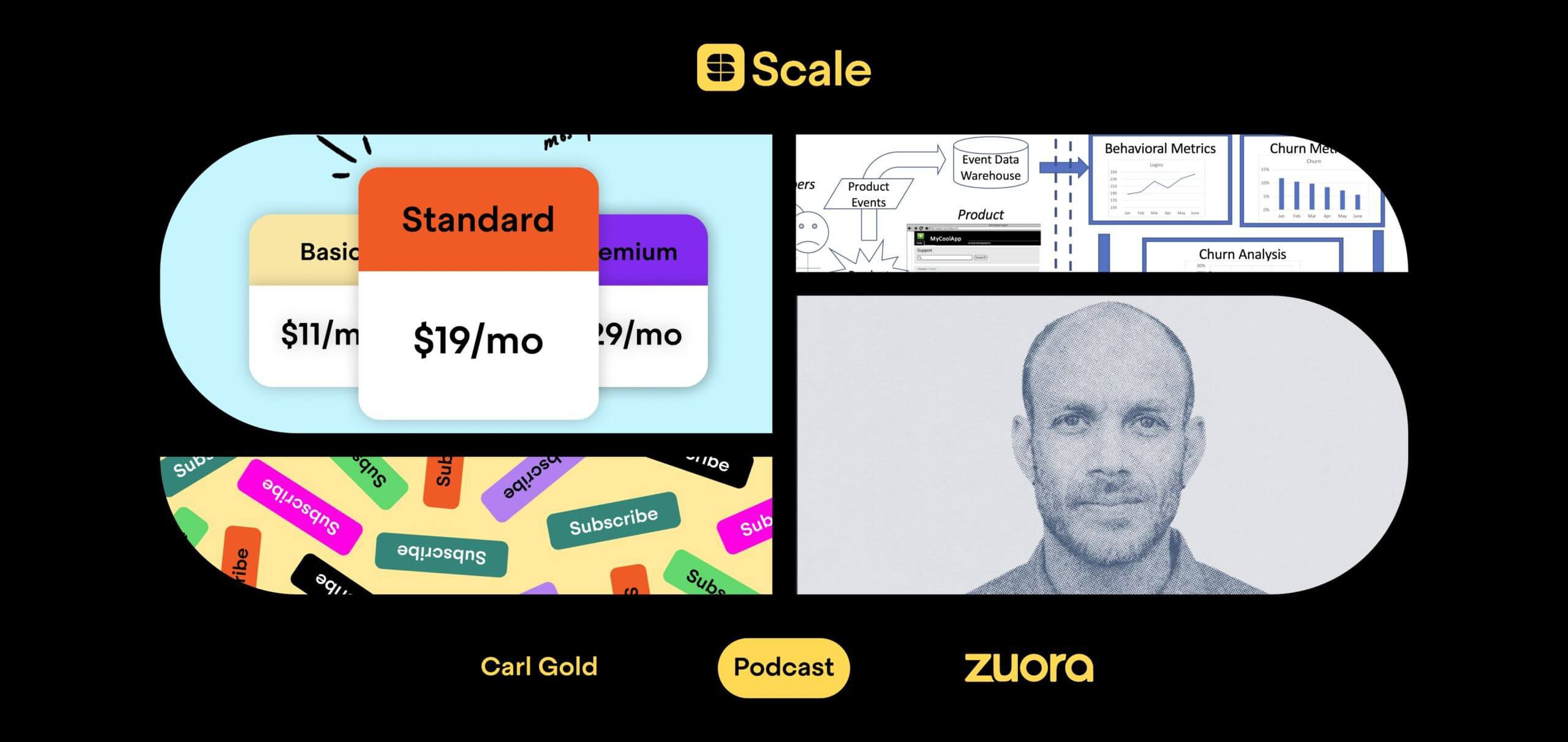 Subscribing to the future with Zuora's Carl Gold