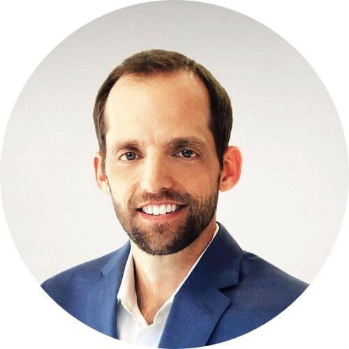 Dan Griggs, Intercom's CFO