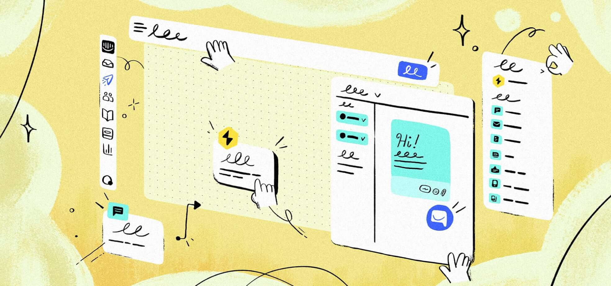 Designing Series: How we built our customer messaging orchestration tool