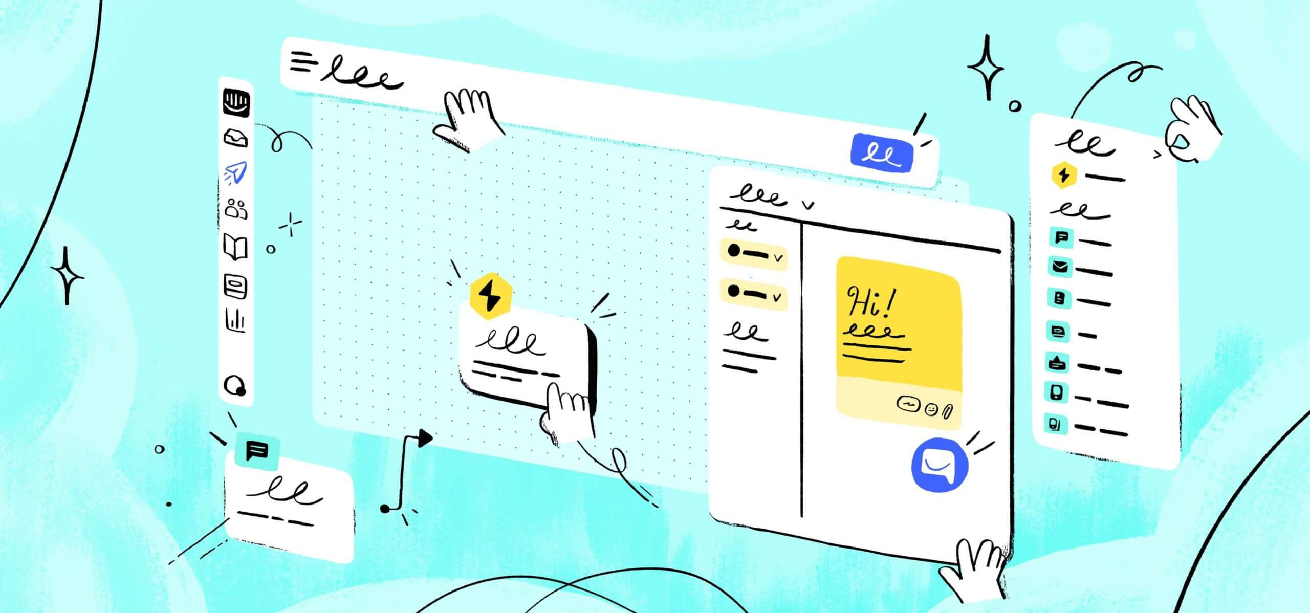Announcing Series:Intercom's powerful new visual campaign builder