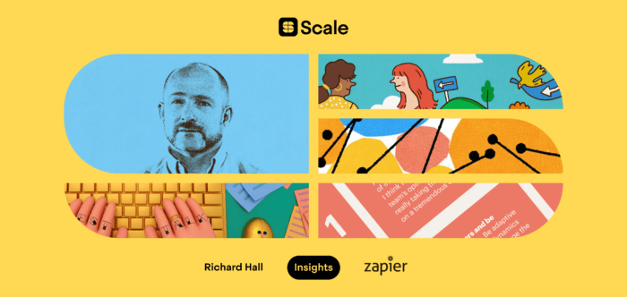 Zapier's Richard Hall on why your support organization is a brain trust – not a cost center