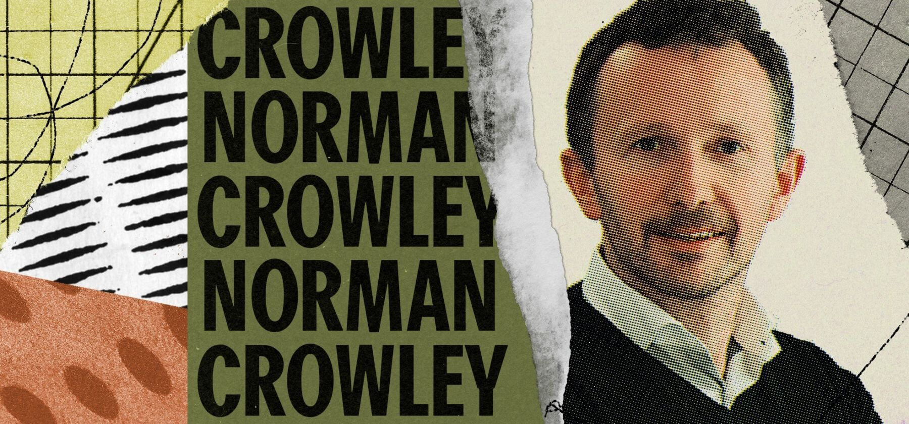 Norman Crowley header image