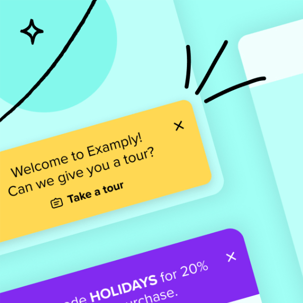 Launch a Product Tour from a Banner
