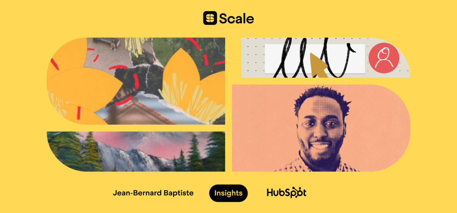 """Hero image for """"Success at scale: HubSpot's Jean-Bernard Baptiste on unlocking business growth through great customer experiences"""""""