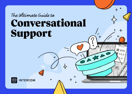Ultimate Guide to Conversational Support cover