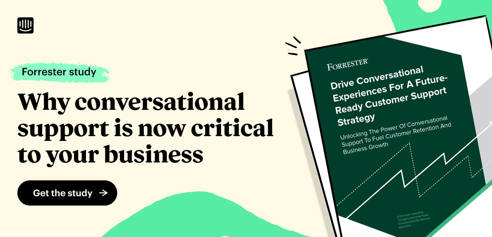 Why conversational support is now critical to your business –get the report