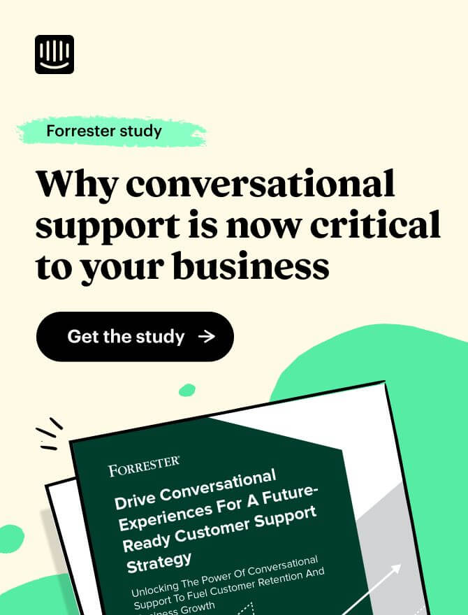 Why conversational support is now critical to your business – get the report