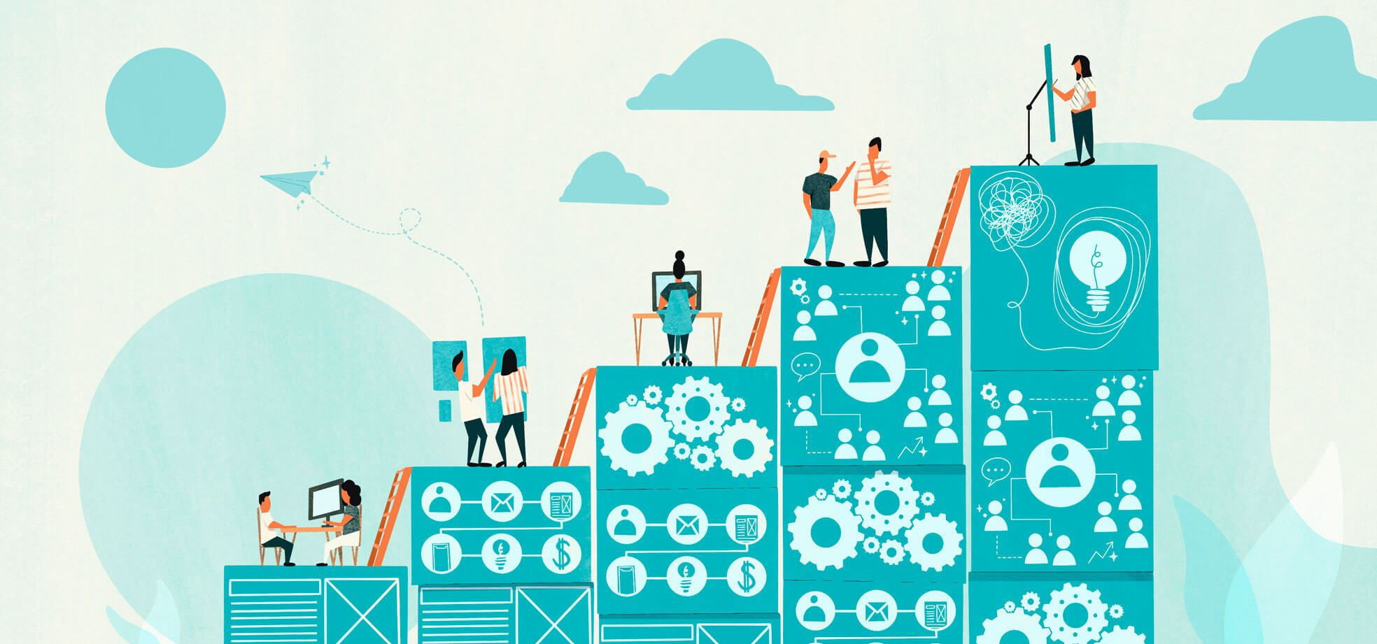 Leadership without management: Expanding our Product Design career path