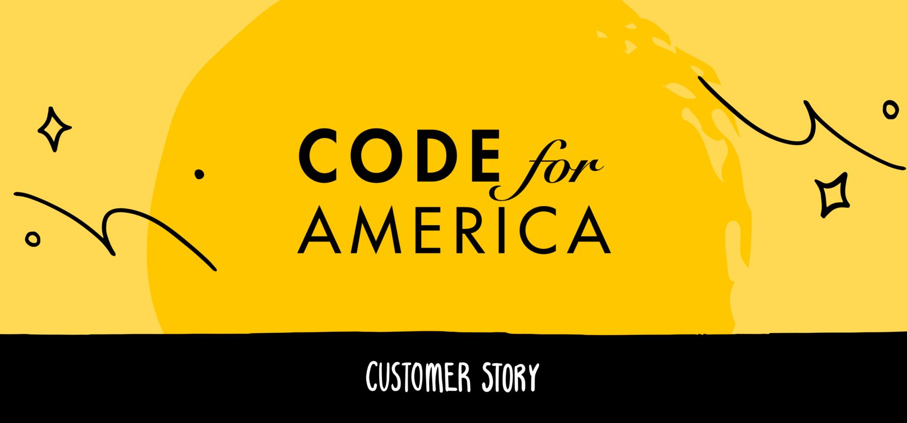 Code for America Intercom customer story