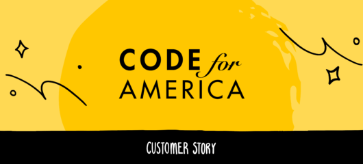 Code for America Intercom customer story