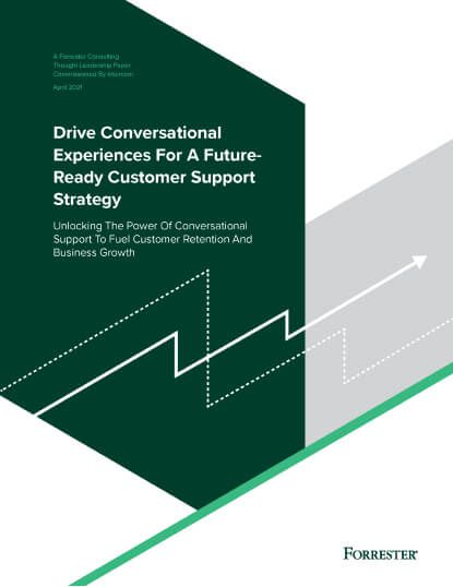 Forrester Study 2021 Cover Page