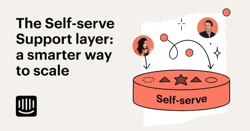 self serve messenger CTA