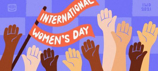 International Women's Day 2021 at Intercom